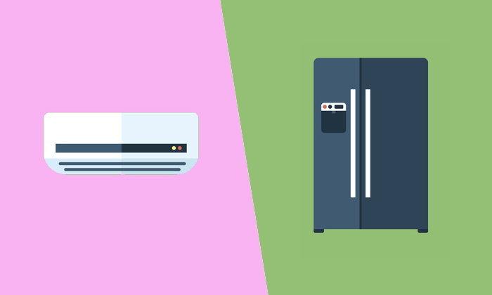 อันตรายเสี่ยงโรคร้าย จากการไม่ล้างแอร์-ตู้เย็น