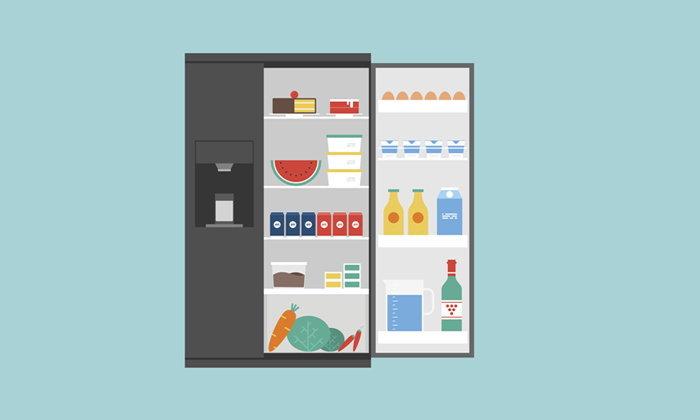 """อาหาร 15 ชนิดที่ """"ไม่ควร"""" นำไปแช่ตู้เย็น"""
