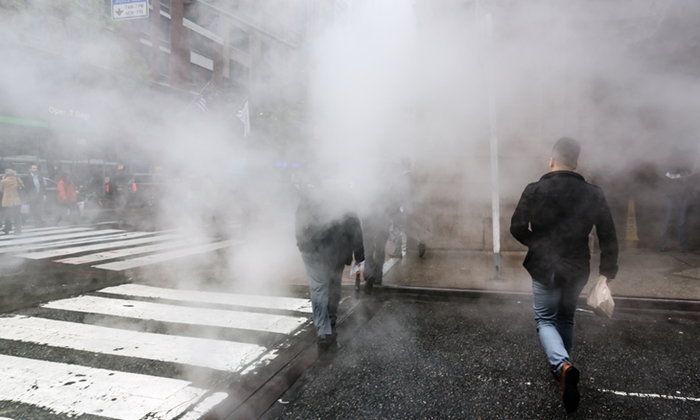 ค่าฝุ่นละออง PM 2.5 กระทบสุขภาพ กลุ่มเสี่ยงควรอยู่ในบ้าน