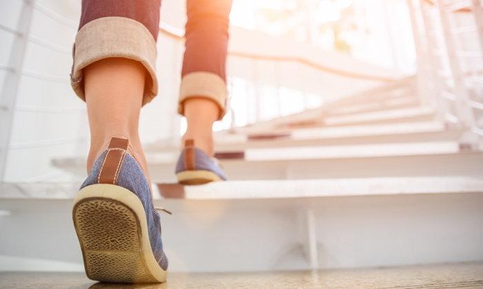 """""""เดินออกกำลังกาย"""" มีประโยชน์มากกว่าที่คิด"""