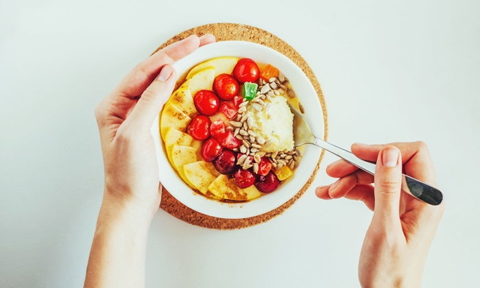 """10 อาหารซูเปอร์ฟู้ดที่ช่วย """"ลดน้ำหนัก"""""""