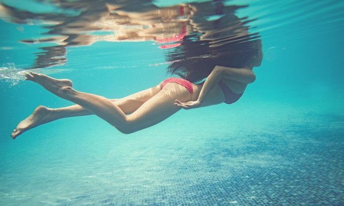 """""""สระว่ายน้ำ"""" อันตรายแฝง อาจเสี่ยงติดเชื้อ-เป็นโรคได้"""