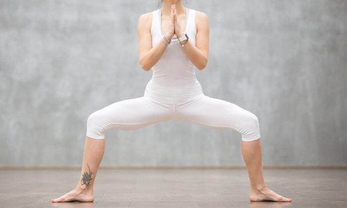 sumo-squat