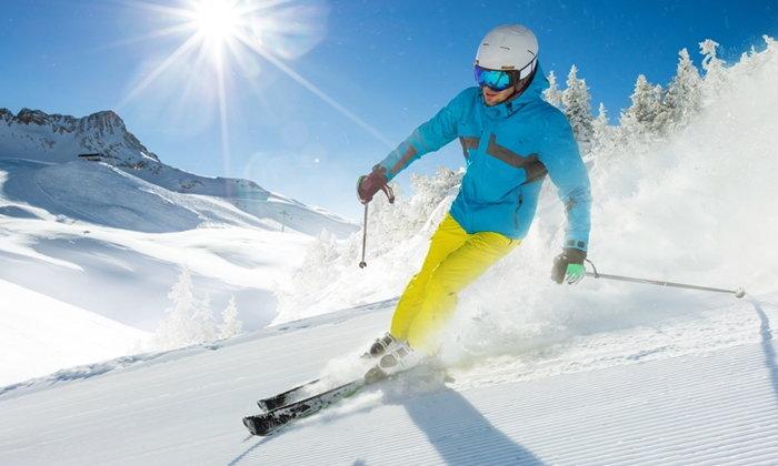 """""""เล่นสกี"""" เสี่ยง """"เข่าพัง"""" อย่างไร?"""