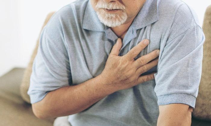 """""""หัวใจและหลอดเลือดฯ"""" คร่าชีวิตอันดับ 1 ของโลก"""