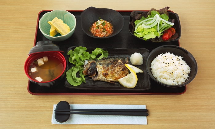"""""""1975 Diet"""" Tips for healthy eating of Japanese people."""