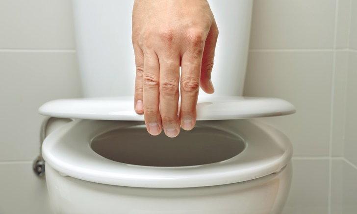 """เชื้อโรคอันตรายที่อาจมากับ """"โถส้วม-ห้องน้ำ"""""""