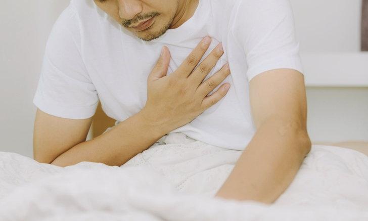 """3 สัญญาณอันตราย """"โรคลิ้นหัวใจรั่ว"""""""