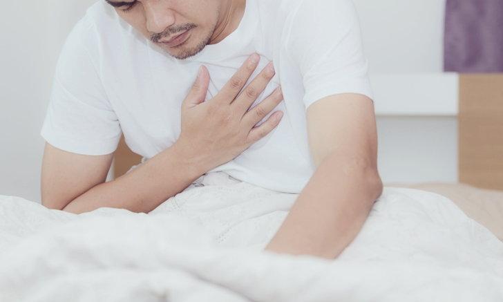 """""""ลิ่มเลือดอุดตันในปอด"""" สาเหตุของภาวะเสี่ยงที่อันตรายถึงชีวิต"""