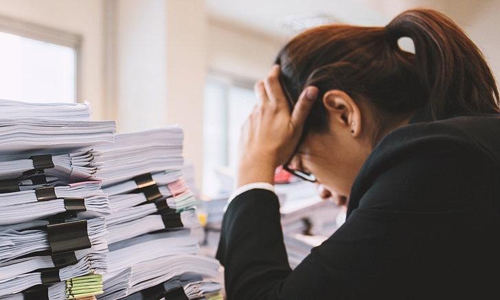 """7 ปัญหาสุขภาพของ """"วัยทำงาน"""" ที่ควรระวัง"""