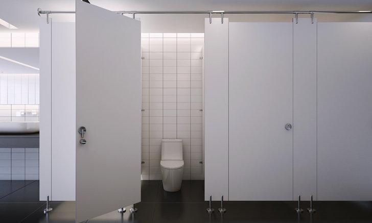 """""""ห้องน้ำสาธารณะ"""" เสี่ยง """"โควิด-19"""" มากแค่ไหน?"""