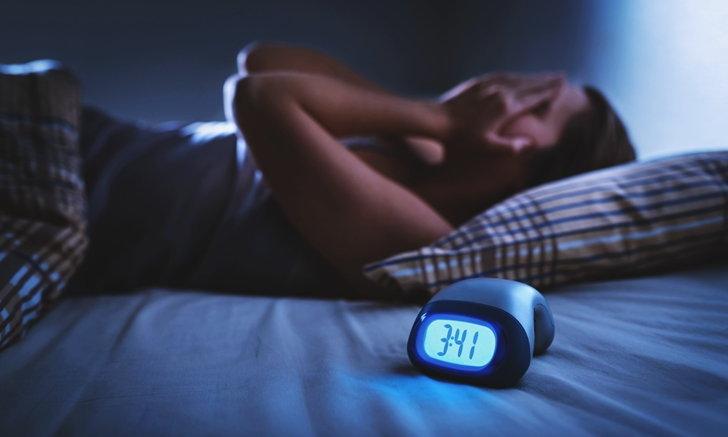 """�นอนไม่หลับ� บ่อยๆ เสี่ยง """"อัลไซเมอร์"""""""