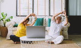 """4 ท่าออกกำลังกายง่ายๆ สำหรับ """"ผู้สูงอายุ"""" ช่วยเสริมภูมิคุ้มกันเมื่ออยู่บ้าน"""