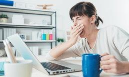 """6 โรคอันตราย ที่มาจาก """"นอนไม่พอ"""""""