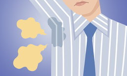 """5 เหตุผลที่ทำให้คุณมี """"กลิ่นตัวแรง"""" กว่าคนปกติ"""