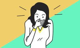 """9 วิธีแก้อาการ """"สะอึก"""" อย่างได้ผลภายในเวลาไม่กี่นาที"""