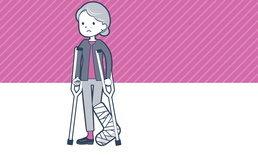 เผยผู้สูงอายุกระดูกหักปีละ 3 หมื่นคน บางส่วนมีภาวะกระดูกสะโพกหักซ้ำ