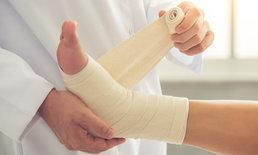 """เทคโนโลยีการรักษา """"แผลที่เท้า"""" ของผู้ป่วย """"เบาหวาน"""""""