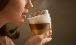 """ดื่มเครื่องดื่มร้อนๆ เสี่ยง """"มะเร็งหลอดอาหาร"""" หรือไม่?"""