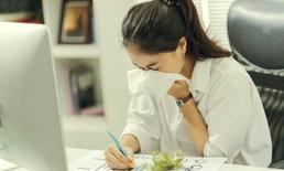 """5 วิธีป้องกัน """"ไข้หวัดใหญ่"""" โรคติดต่อที่อันตรายกว่าที่คิด"""