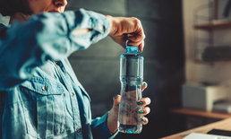 """WHO ระบุ """"ไมโครพลาสติก"""" ในน้ำดื่ม มีความเสี่ยงต่ำต่อสุขภาพ"""