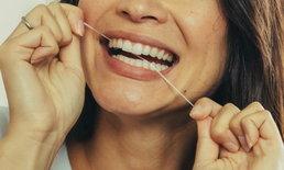 """""""ไหมขัดฟัน"""" ใช้บ่อย ๆ ทำให้ """"ฟันห่าง"""" หรือไม่ ?"""