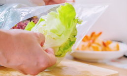 """""""สลัดผักในถุง"""" กับอันตรายแฝงจากเชื้อโรค ที่คุณอาจไม่เคยรู้"""