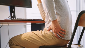 6 วิธีปรับร่างกายช่วง Work From Home ป้องกันออฟฟิศซินโดรม