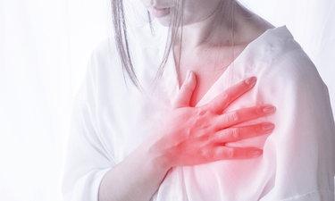 """5 สัญญาณอันตราย """"หลอดเลือดหัวใจขาดเลือดเฉียบพลัน"""""""