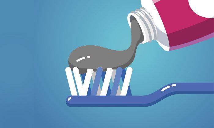 """รู้กันยัง """"ยาสีฟันชาร์โคล"""" ไม่ได้ช่วยให้ฟันขาวขึ้น"""