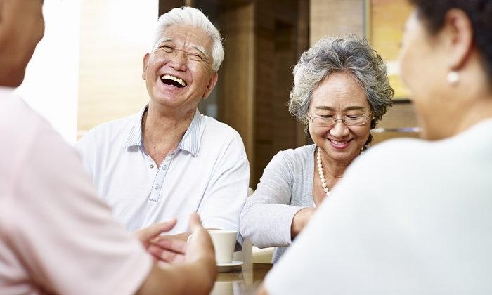 อายุยืนแบบชาวญี่ปุ่นด้วยอาหารบำรุงสุขภาพ