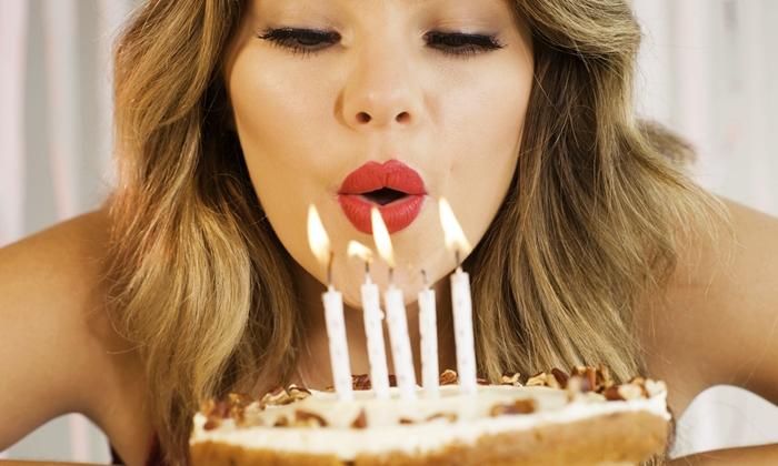 เป่าเทียนวันเกิด เพิ่มแบคทีเรียบนเค้ก 14 เท่า!