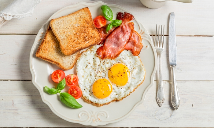 """ทาน """"อาหารเช้า"""""""