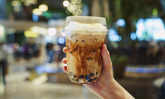 """""""ชานมไข่มุก"""" ในไทย ยี่ห้อไหน """"น้ำตาล"""" สูงที่สุด?"""