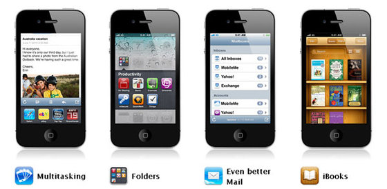 iphone4function
