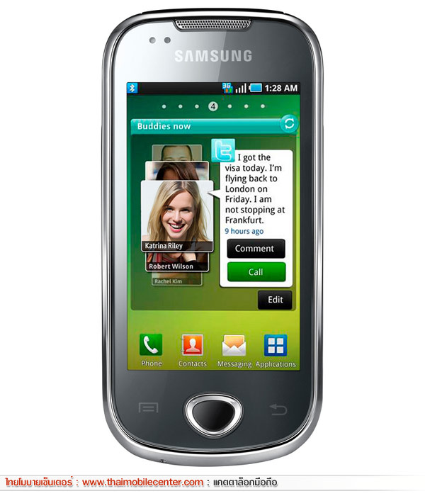 Samsung Galaxy 3 i5800