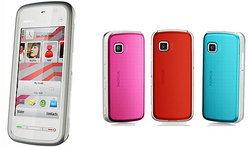 Nokia 5230 สะเทือนวงการมือถือทั่วโลกด้วยสัมผัสแห่งสีสัน