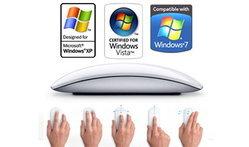 Magic Mouse ใช้กับ Windows 7 ได้