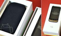 แกะกล่อง Nexus One ของ Google