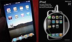 """ธีม""""ไอแพด""""สำหรับไอโฟนและไอพอดทัช"""