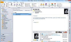 MS เชื่อม Facebook กับ Outlook 2010