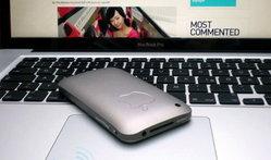 iPhone 3G ไทเทเนียม สวยไม่เบาเลย