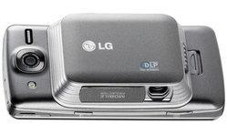 LG eXpo พีดีเอโฟนแบบมี โปรเจคเตอร์ในตัว เจ๋งจริงๆ