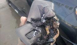 """หนุ่มมะกันซวย เมื่อ """"Samsung Rogue"""" ระเบิดใส่หน้า !!"""