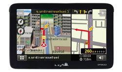Leona GPS Navigator 622 หน้าจอใหม่ ใหญ่กว่าเดิม