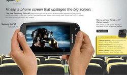 Samsung Galaxy S บุกอเมริการวดเดียว 4 เครือข่าย