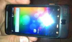 HTC Vision เครื่องรุ่นใหม่มี Keybaord แถม Dual Core อีกด้วย