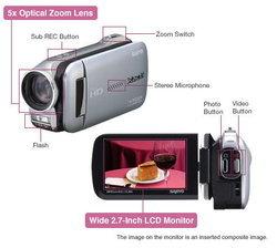 กล้อง Sanyo Xacti Dual Camera เบาบางพกพาสะดวก