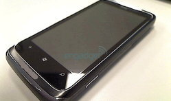 เผยภาพหลุด HTC Windows Phone 7 ตัวใหม่พร้อมลำโพงสไลด์