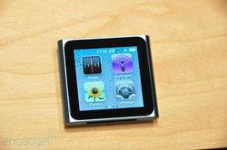 iPod Nano ตัวใหม่มาแล้ววว เล็กลง บางลง แต่แจ๋วมากขึ้น